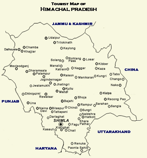 Places To Visit In Solan Himachal: Himachal Tourist